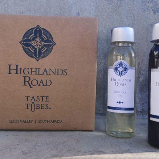 Highlands Road Taste Tubes