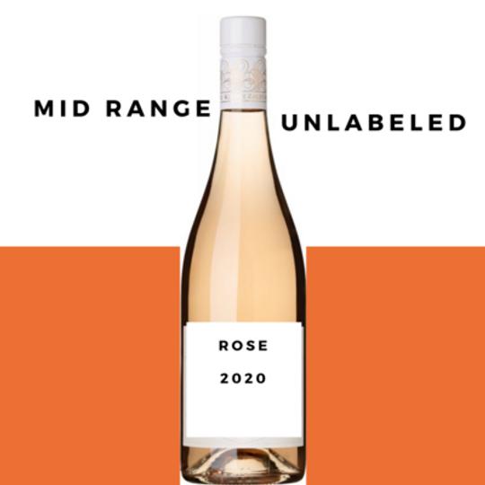 Odd Bin Mid Range Rosé 2020 Case 6