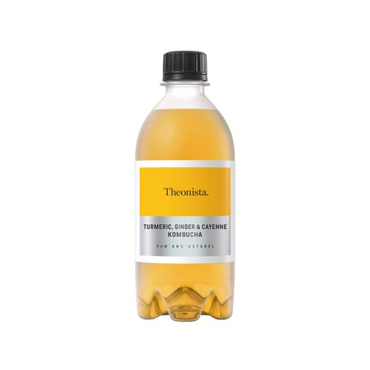 TURMERIC, GINGER & CAYENNE 500ml