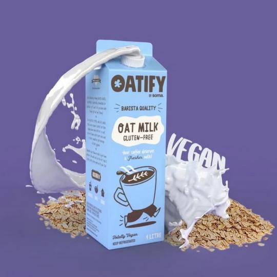 Soma Oatify Oat Milk - 1L