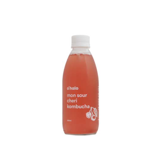 Mon Sour Cherry kombucha (250ml)