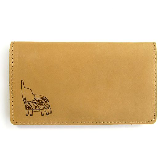 Clutch Purse - Elephant