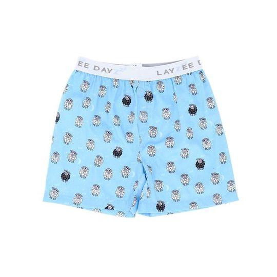 Boys Short Pants (Boxer Shorts) Sheep