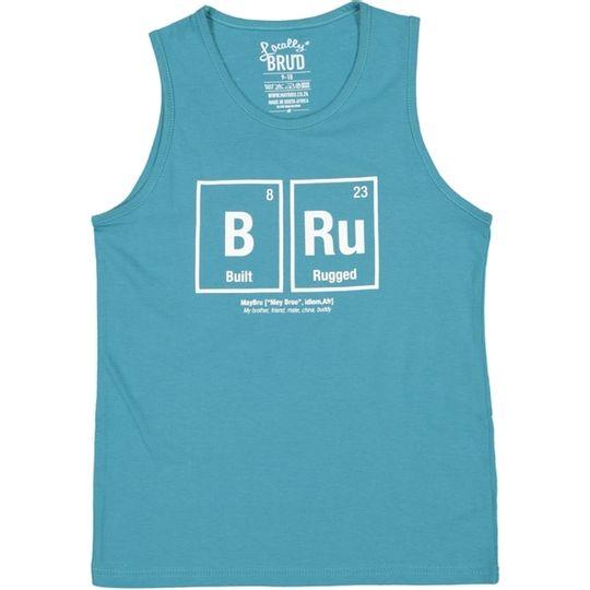 'Built Rugged' Kids Vest