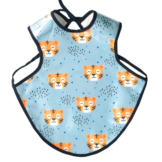 Tiger Easy-Care Bib