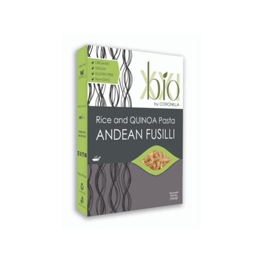 Bio XXI Andean Pasta - Fusilli (250g)
