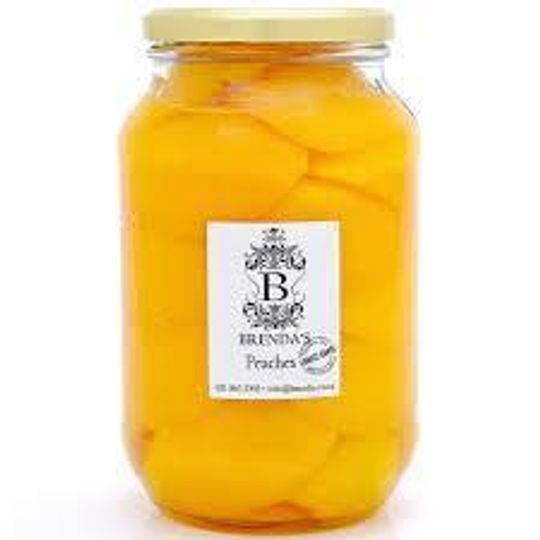 Brenda`S Peaches (1050g)