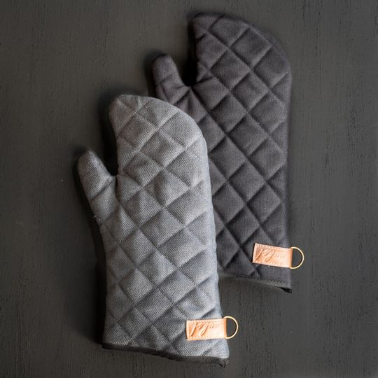 Canvas Oven glove