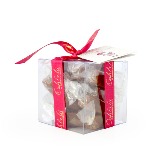 Salted Butter Caramels 20pc