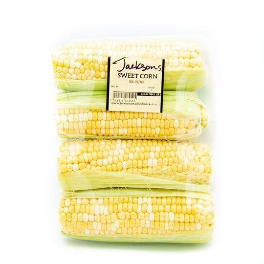 Sweet Corn Pack (800g)