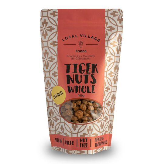 Local Village Foods - Tiger Nut (Whole) 400g