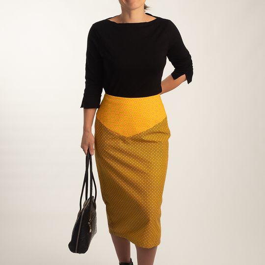 Pencil Skirt Susan Vine