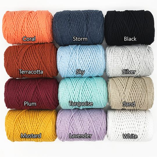 3-Ply Twine 3mm