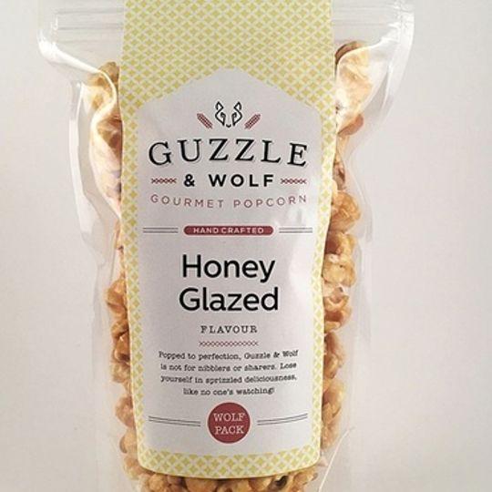 Guzzle & Wolf Honey Glazed Popcorn