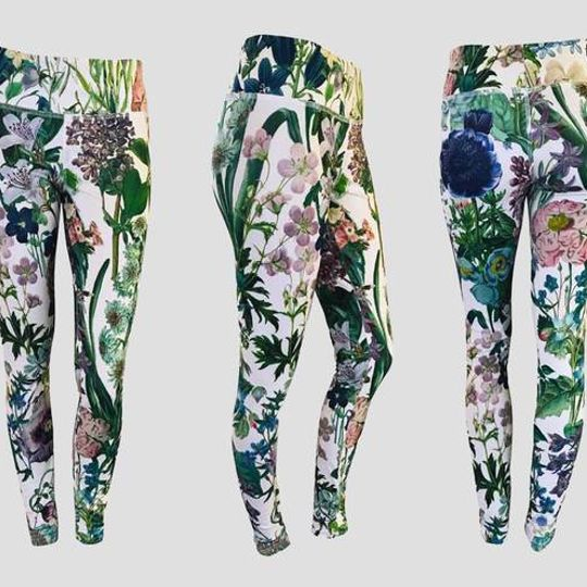 Leggings - Pansies