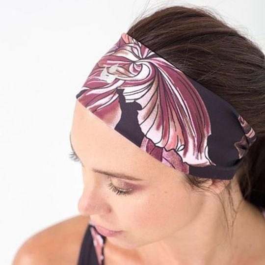 Midnight Ready Steady Headband