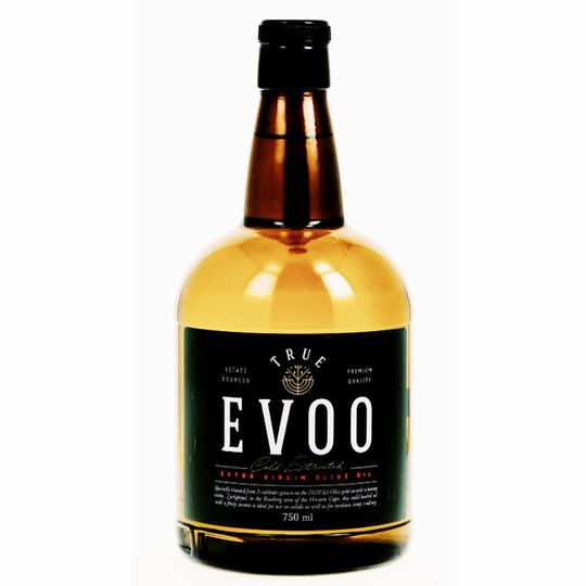 True Evoo Olive Oil - 750ml