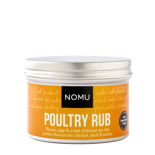 NOMU Poultry Rub
