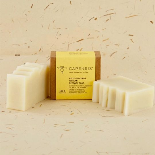 Hello Sunshine Natural Soap Bar