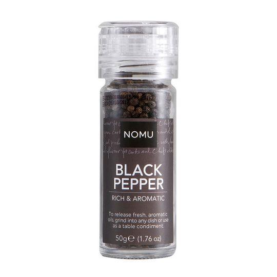 NOMU Black Pepper Grinder
