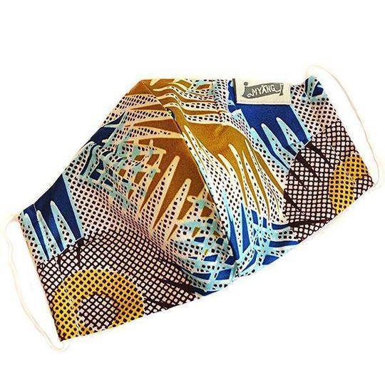 Masks - Deco Gold - M0435