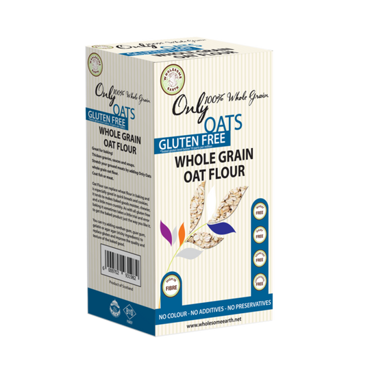 Wholesome Earth Gluten-Free Oat Flour
