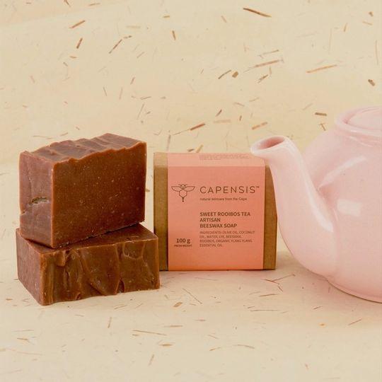 Sweet Rooibos Tea Natural Soap Bar