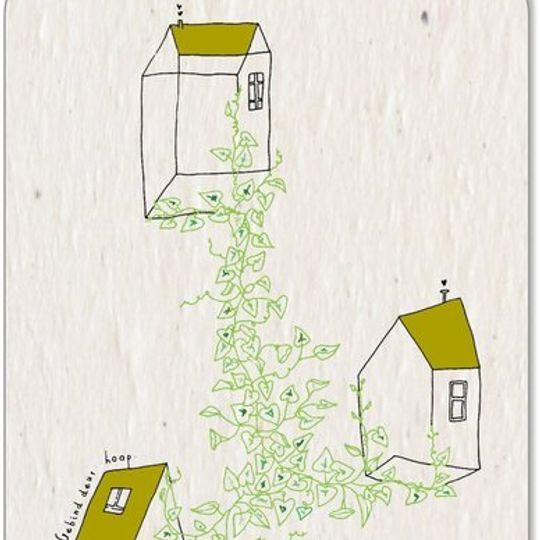 Single Greeting Cards • Sustainable Seasons Range