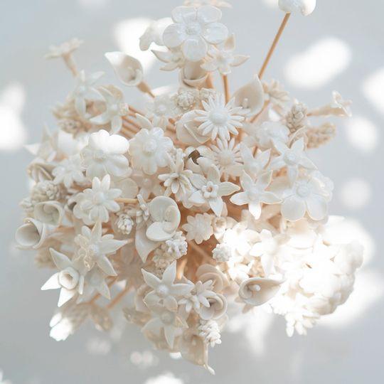Porcelain Diffuser Flowers