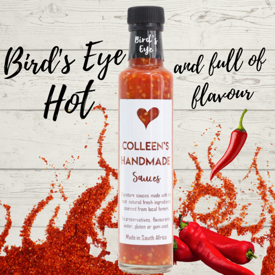 Colleen's Handmade Bird's Eye Chilli 300g