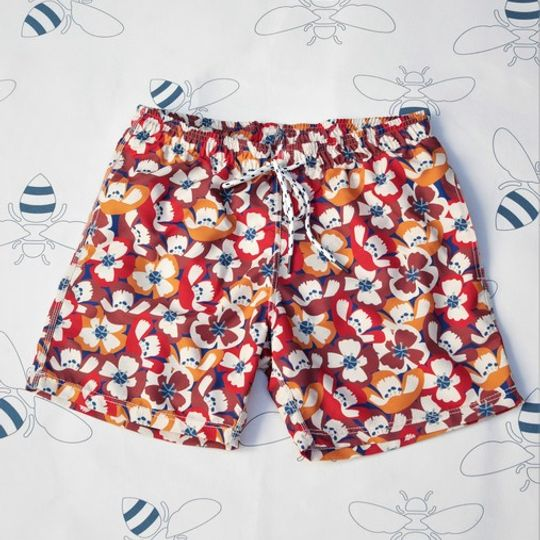 Field Camo Shorts