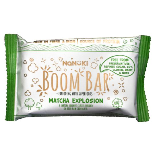 Nanuki Boom bar Matcha Explosion
