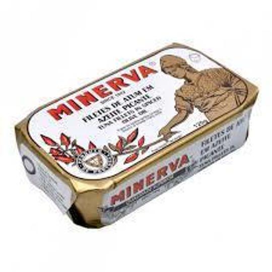 Minerva Tuna Fillet In Olive Oil