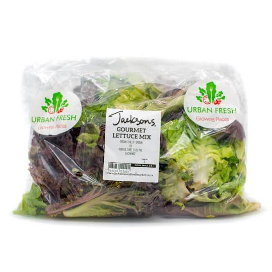 Organic Gourmet Lettuce Mix
