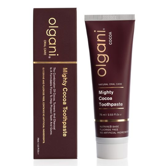 Olgani Mighty Cacao Toothpaste