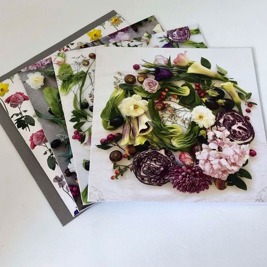 Gift cards - Set of 4