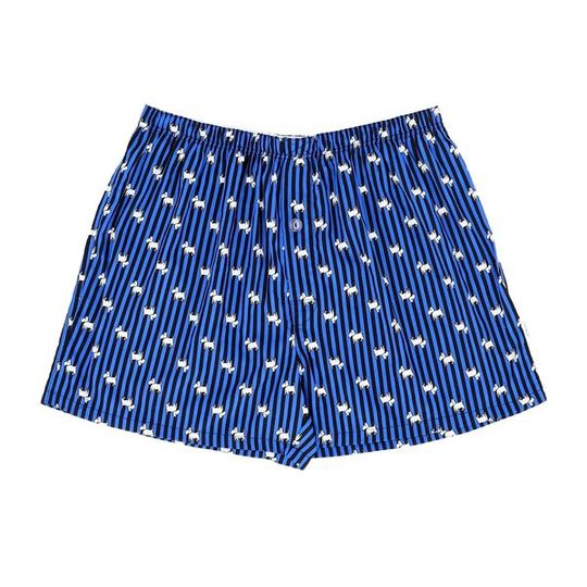 Mens Boxer Shorts Scotty Dogs