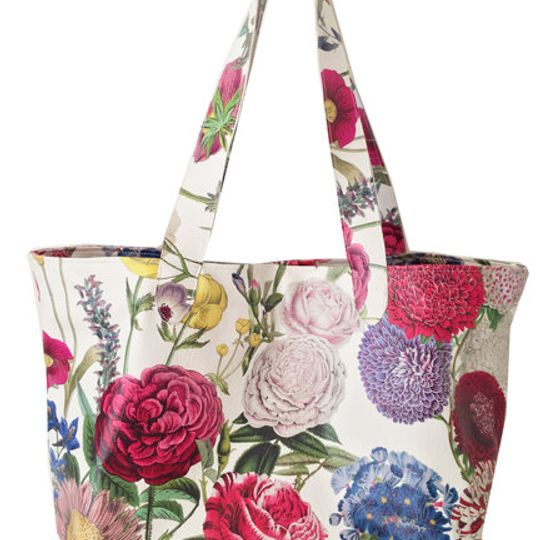 Hepburn Shopper Bag - Chelsea White