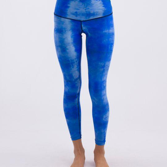 Powder Blue Leggings