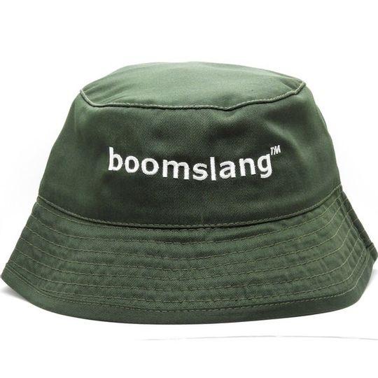Boomslang Bucket Hat - Bush Green