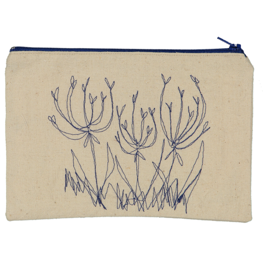 Fennel Flower Multi-tasker Pouch