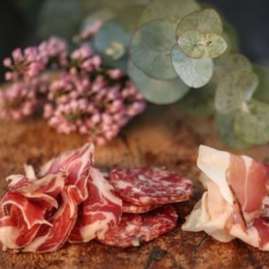Charcuterie Selection - 100g