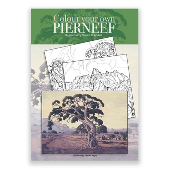 Colour your own Pierneef