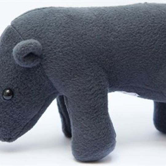 KAMERS Rhino Soft Toy
