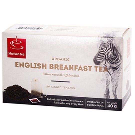 Khoisan Tea Org English Breakfast