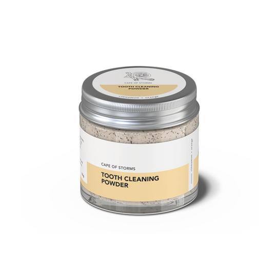 Tooth Cleaning Powder - Cinnamon & Orange