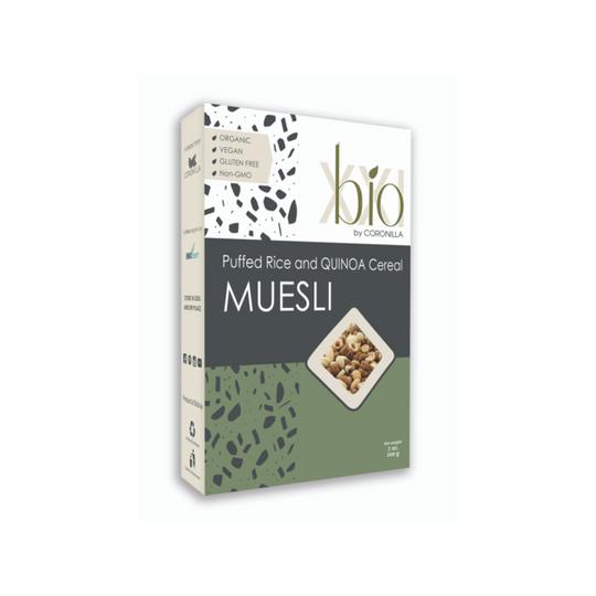 Bio XXI Muesli Cereal (200g)