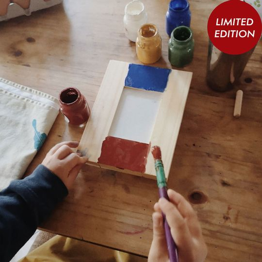 """PAINT 'N"""" FRAME KIT - LIMITED EDITION"""
