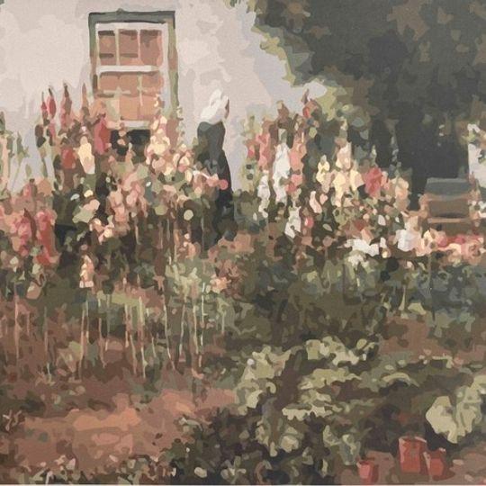 In die Blomtuin