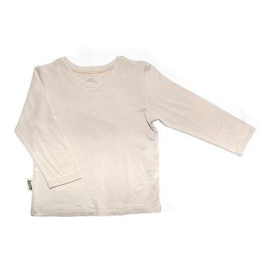 T-Shirt / Girls - Stone - M0358